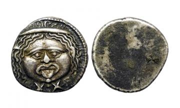 Etruria, Populonia , 20 Asses ca. 300 BC