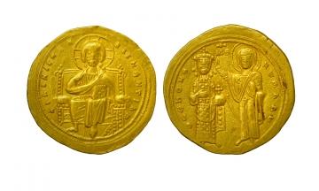 Romanus III Argyrus, 1028-1034, Histamenon Nomisma , Constantinople