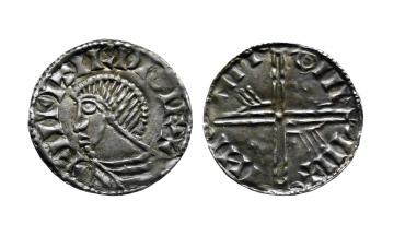 Ireland, Hiberno-Norse. Phase III. , Penny ca. 995-1150, Dublin mint