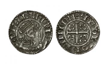 England, Norman. William I 'the Conqueror', 1066-1087, Penny struck ca. 1080-1083, London mint, rare