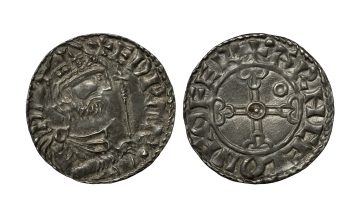 Great Britain/Ireland, Edward the Confessor, 1042-1066, Penny ca. 1053-1056, York