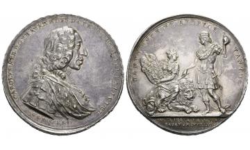 Bavaria, Karl Albert (1726-1745), Doppelter Schautaler , 1727