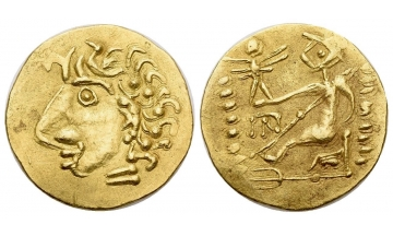 Celtic, Kolchis, Stater late II-mid I century BC, Kolchis