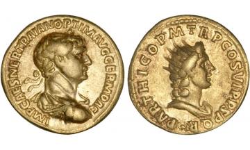 Roman Empire, Trajan, 98-117, Aureus