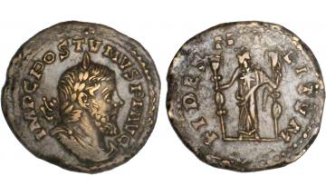Roman Empire, Postumus, 259-268, Sestertius, Cologne