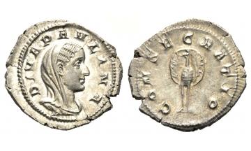 Roman Empire, Maximinus I. Thrax, 235-238, Denarius, Rome, rare