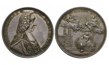 Bamberg, Sedisvakan, Silvermedal, 1753
