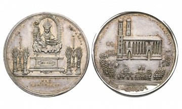 Bavaria, Munich , Silvermedal, 1817