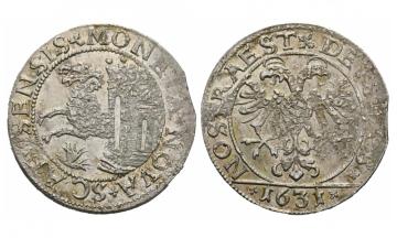 Switzerland, Schaffhausen City, Dicken, 1631