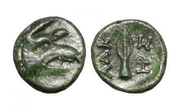 Thrace, Adaios, AE ca. 260-245 BC