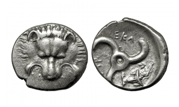 Dynasts of Lycia, Perikles ca. 380-360 BC, Stater